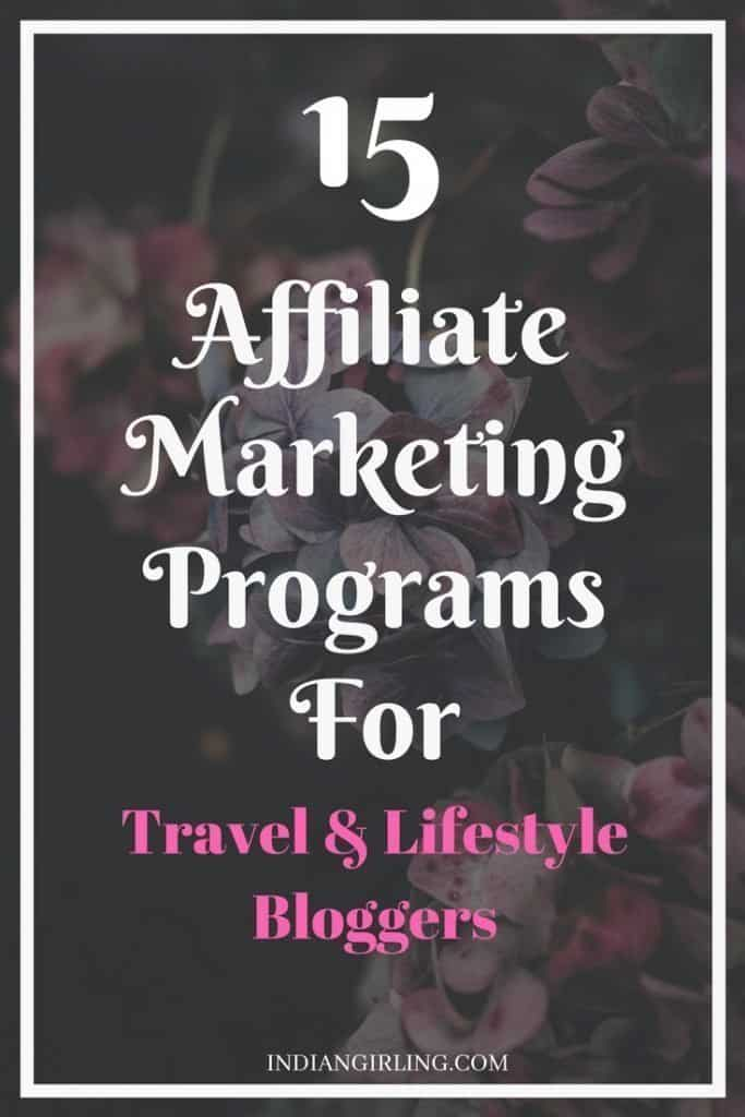 Affiliate Marketing Programs Sign Up