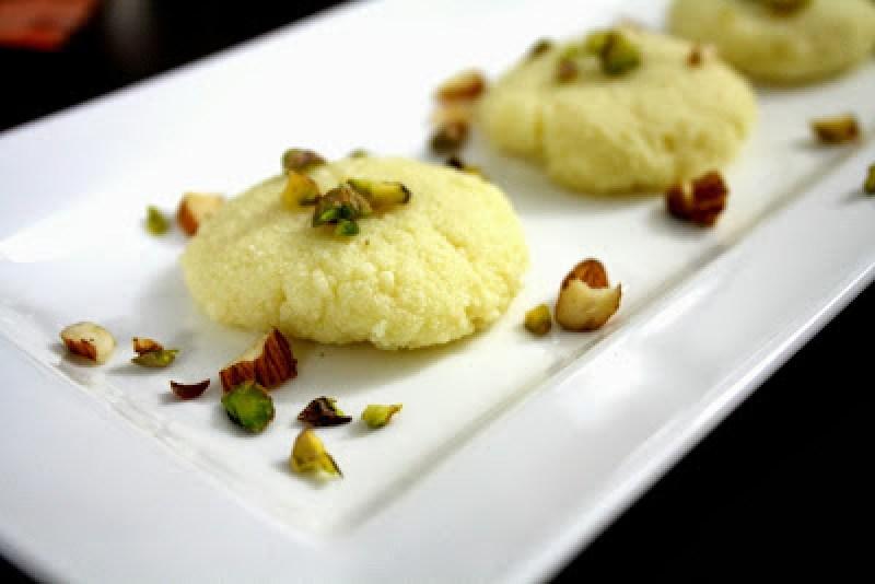 Bengali Sweet Sandesh