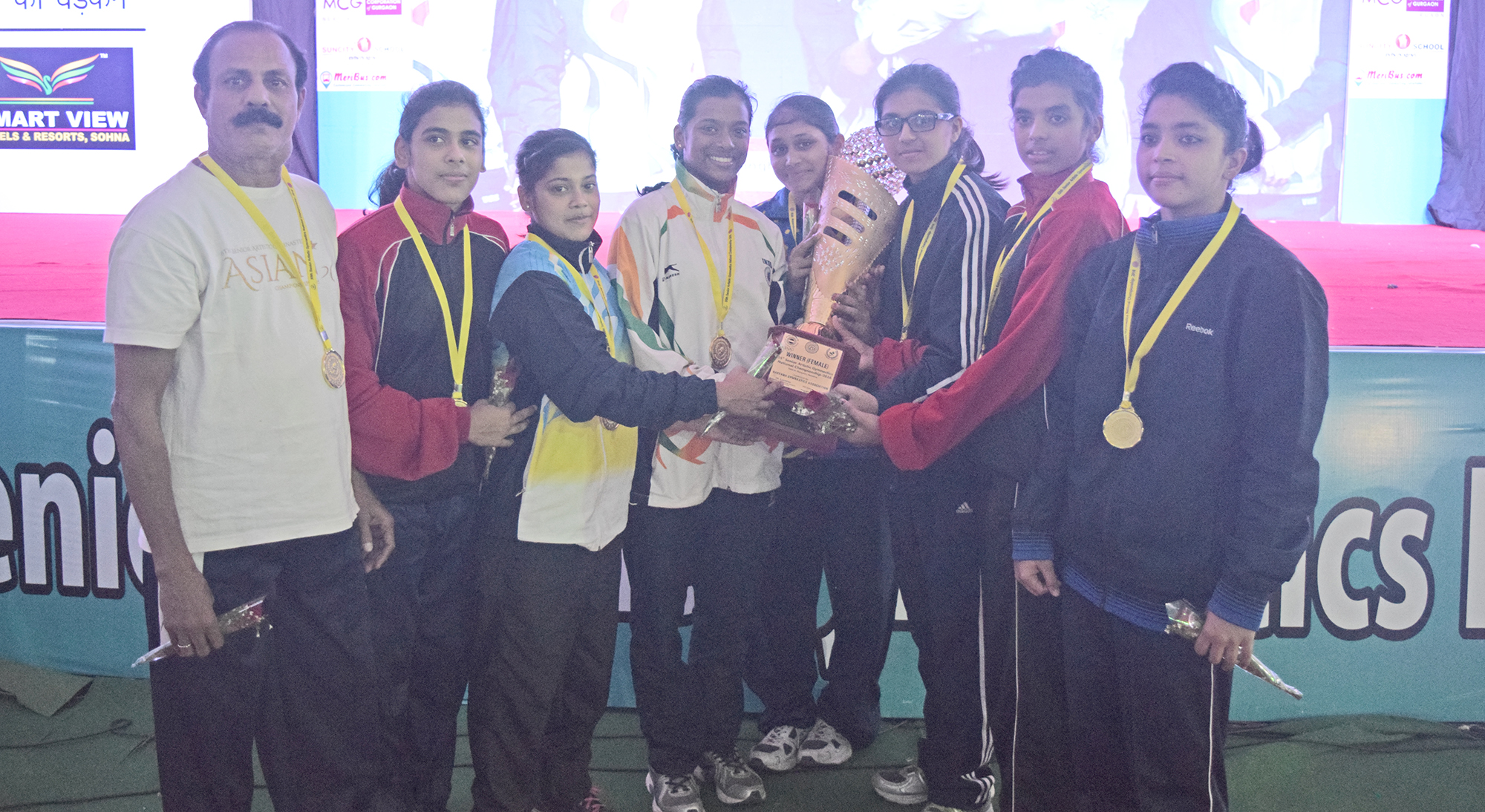 Senior National 2016 | West Bengal is a new National Team Champion
