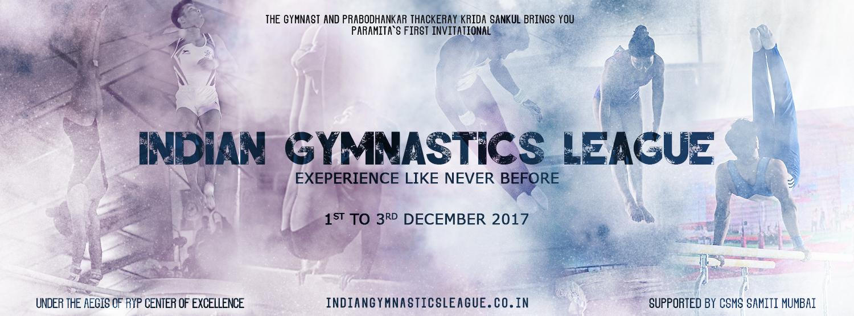 Indian Gymnastics League