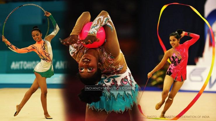 24th Sr  and Jr  Rhythmic Gymnastics Nationals 2018