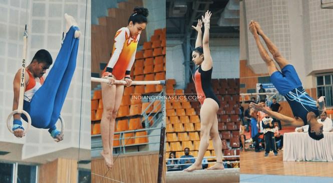 53rd Maharashtra State Jr. & Sr. Artistic Gymnastics Championship 2018-19 | Results
