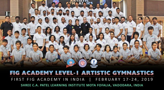 FIG Academy Level -1 | Artistic Gymnastics | Mota Fofalia, India