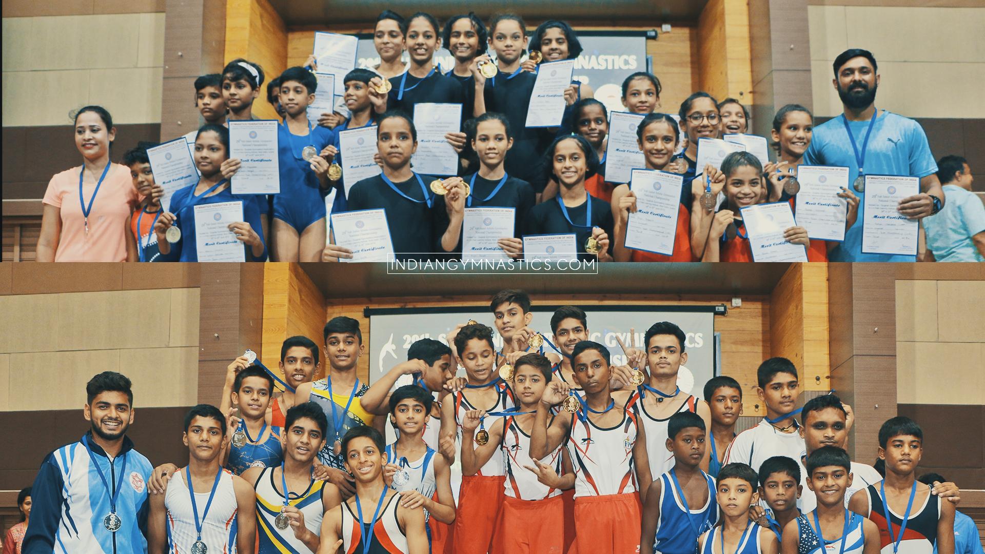 Events - Indian Gymnastics