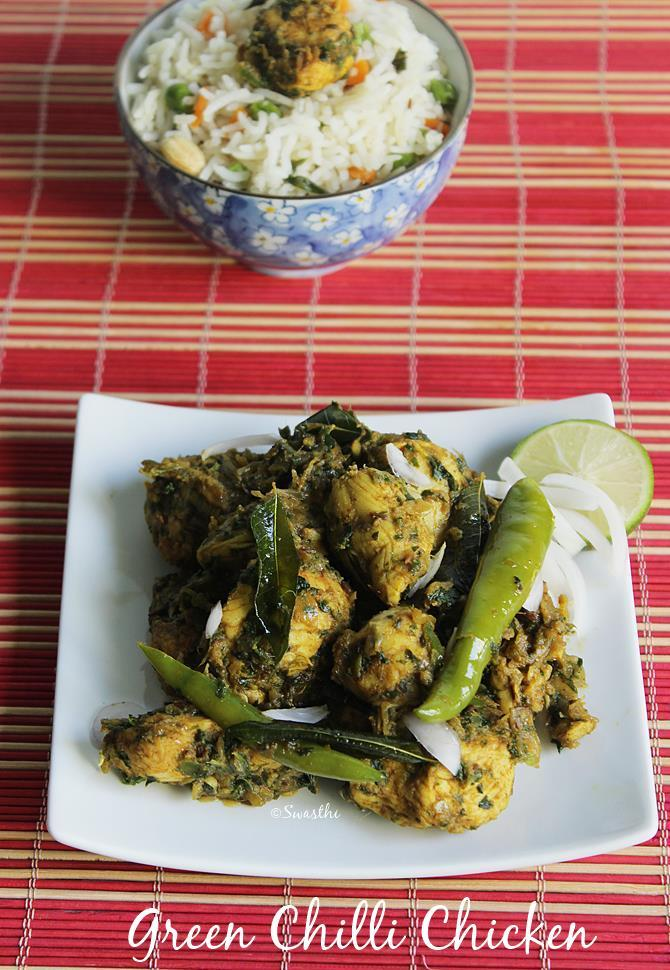Image result for Andhra Chilli Chicken