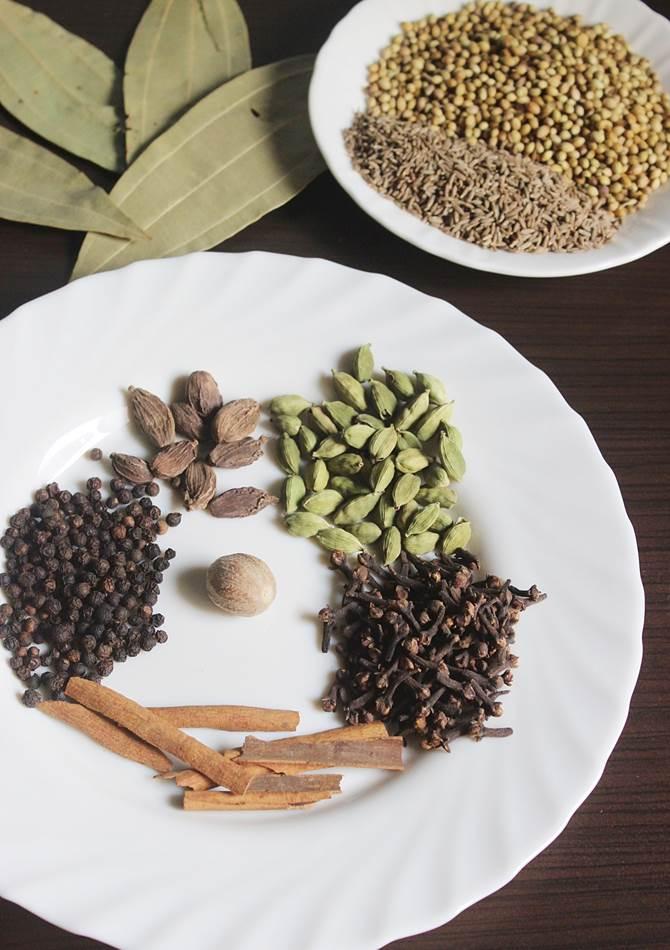 Garam Masala Recipe Spice Blend How To Make Garam