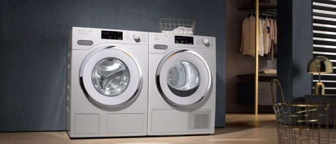 Miele WWF060WCS W1 Washer and TWF160WP