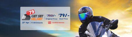 droom helmet upcoming sale