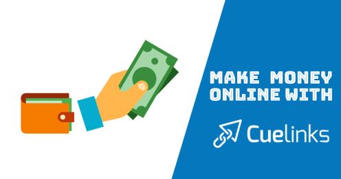 Cuelinks Affiliate Marketing Tutorial, Make Money Online & Refer And Earn