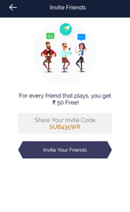 Smash11 App Refer And Earn