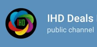 IHD TELEGRAM BROADCAST