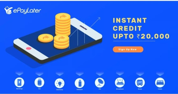 ePayLater At no.3 - Best Online Loan Apps In India