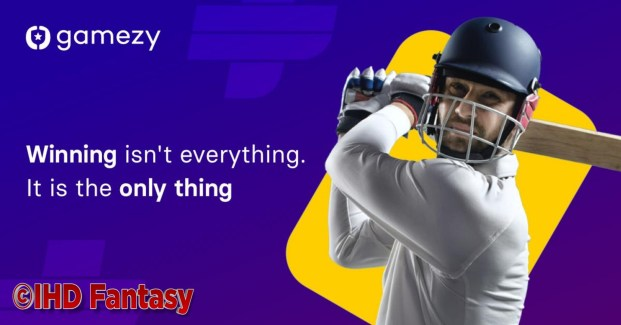 About Gamezy Fantasy App-