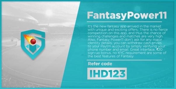 Fantasy Cricket App List Download