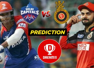 IPL 2019, 46th Match: RCB vs DC Best Dream11 Team Today Predictions