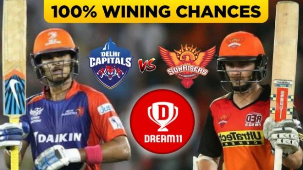 IPL 2019, Match 30: SRH vs DC Best Dream11 Team Today Prediction