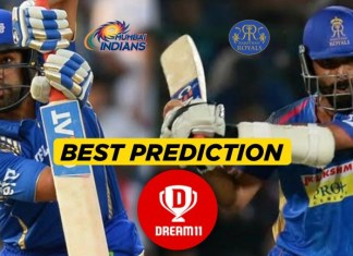 IPL 2019, 36th Match: MI vs RR Best Dream11 Team For Today, PredictionIPL 2019, 36th Match: MI vs RR Best Dream11 Team For Today, Prediction