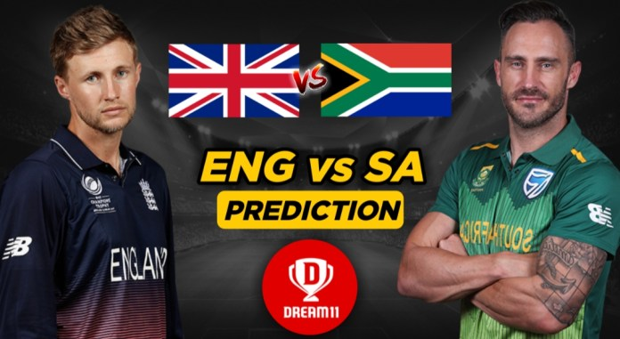 SA vs ENG 1st T20 Dream11 Team Prediction Today (100% winning)