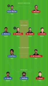 Pak vs WI Dream11 Team Grand League