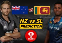 SL vs NZ 1st T20 2019 Dream11 Team Predictions Today (100% winning)
