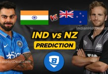 ICC WC 2019, Semi-Final 1 : IND vs NZ Ballebaazi Team Prediction Today
