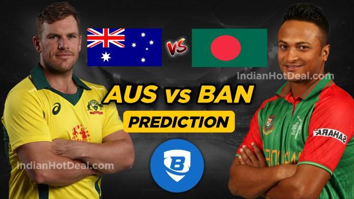 ICC WC 2019, 26th Match: AUS vs BAN Ballebaazi Team Prediction Today
