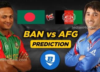 ICC WC 2019, 31th Match: Ban vs AFG Ballebaazi Team Prediction Today