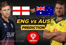 ENG vs AUS Dream11 Team Prediction, ICC WC 2019- 2nd Semi Final Match