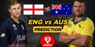ICC WC 2019, 32st Match: ENG vs AUS Dream11 Team Prediction Today