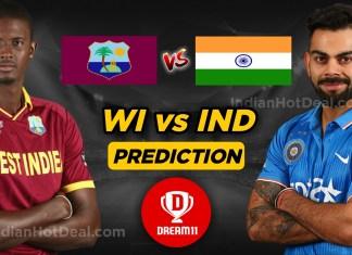 India vs West Indies Dream11 Match Prediction, ICC WC 2019