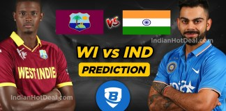 ICC WC 2019, 34th Match: IND vs WI Ballebaazi Team Prediction Today