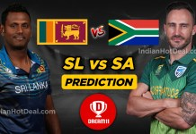 ICC WC 2019, 35th Match: SL vs SA Dream11 Team Prediction Today