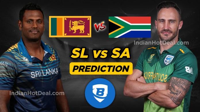 ICC WC 2019, 35th Match: SL vs SA Ballebaazi Team Prediction Today