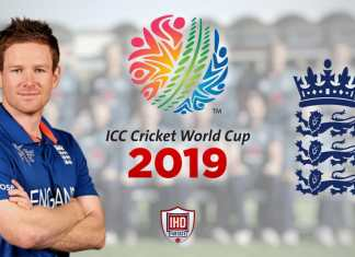 England Cricket Team Players List, Captain & Coach For ICC World Cup 2019,