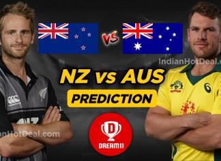 ICC WC 2019, 37th Match: AUS vs NZ Dream11 Team Prediction Today