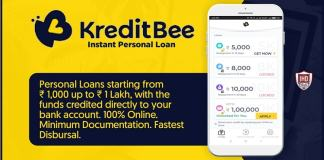 Kreditbee Personal Loan App Review, Online Eligibility, Interest Rate