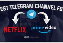 telegram movie channel