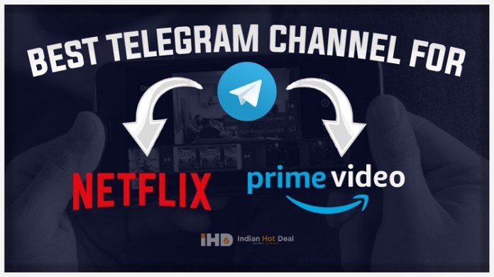 Best Telegram Channel For HD Movies, Netflix Series & Hindi