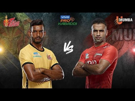 Vivo Pro Kabaddi - HYD vs MUM Dream11 Team Prediction Today