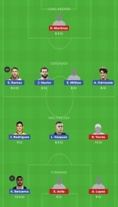 RM & OSN Dream11 Team Prediction For Todays Match