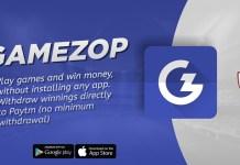gamezop free paytm cash app
