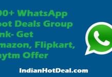 100+ WhatsApp Loot Deals Group Link