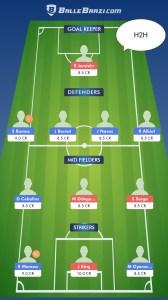 FINAL: SPA vs NRW BalleBaazi Fantasy Team H2H