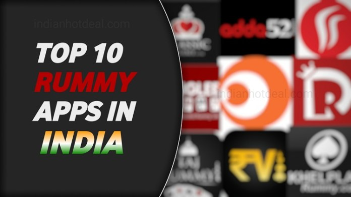 Top 10 Rummy Apps / Website List In India To Play And Earn Real Cash