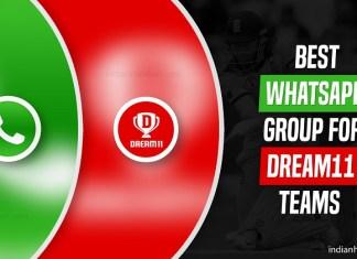 dream11 whatsapp group