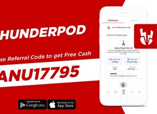 thunderpod referral code