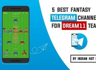 Best Fantasy Telegram Channel For Dream11