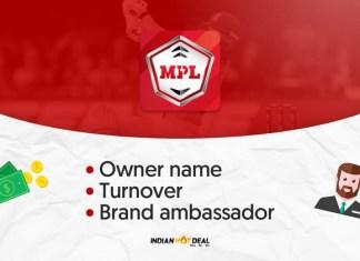 MPL Owner Name, Turnover & Brand Ambassador