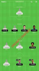 SPL VS JUV DREAM11 TEAM PREDICTION Today's Football Match.