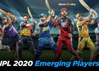 ipl 2020 emerging players